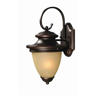 Acorn 1 Light Outdoor Wall Lantern