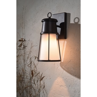Cape Small LED Outdoor Wall Lantern