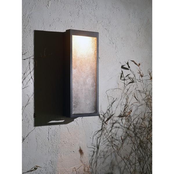 Onyx 1 Light LED Outdoor Wall Lantern