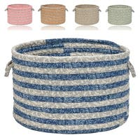Kendall 16x16x10 Large Storage Basket