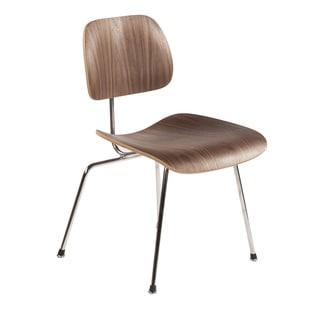Hans Andersen Home Taby Brown Wood Dining Chair