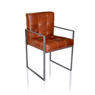 Horizon Rome Leather Arm Chair