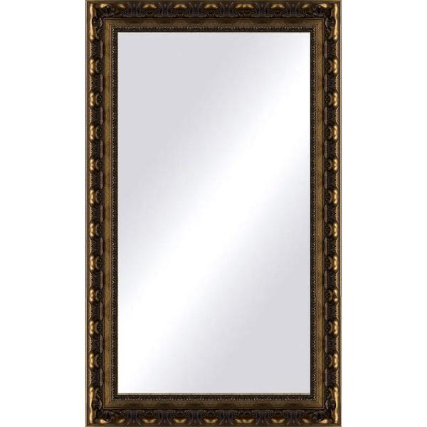 Shop Oversize Framed Mirror - Gold Bronze - Bronze/Gold - On Sale ...