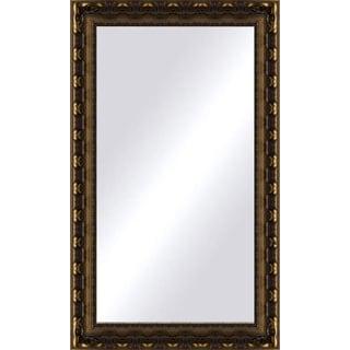 Oversize Framed Mirror - Gold Bronze
