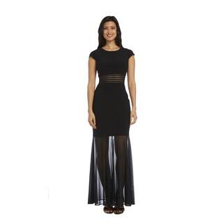 Nightway Women's 1224 Sheer Dress