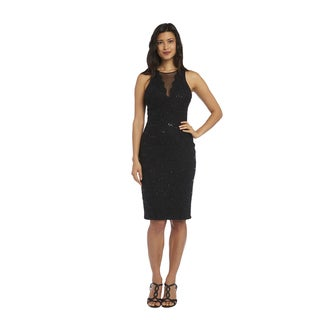 Nightway Women's 1224 Lace Dress