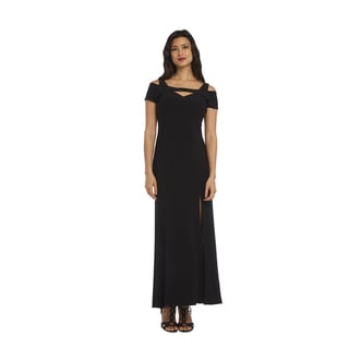 Nightway 1224 Cutout Gown