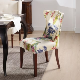 Jennifer Taylor Paradise Upholstered Dining Chair