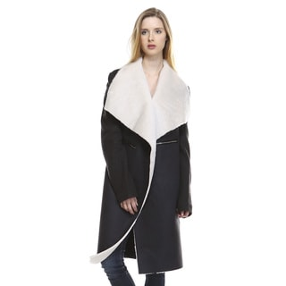 Women's Laila Shearling Long Jacket