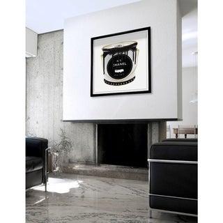 Oliver Gal 'Fashion Paint' Framed Art