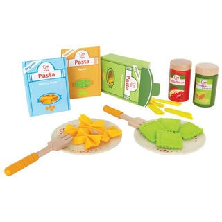 Hape Playfully Delicious Wooden Pasta Play Set