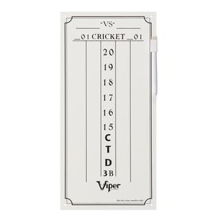 Viper Small Cricket Dry-erase Scoreboard