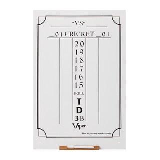 Viper Large Cricket Dry-erase Scoreboard