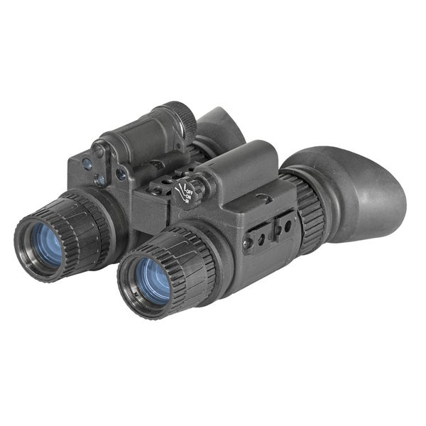 Armasight N-15 Ghost Compact Dual Tube Night Vision Goggle Gen 3 Ghost White Phosphor