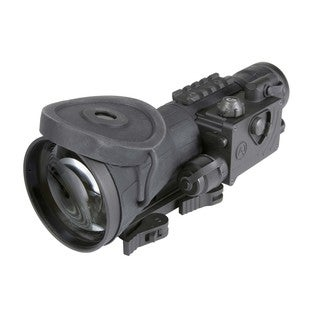 Armasight Black Aluminum Ghost White Phosphor with Laser Range Finder Capabilities