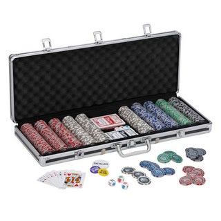 Fat Cat Bling Poker Chip Set