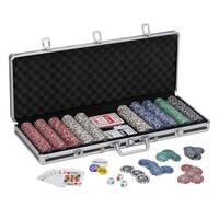 Fat Cat Bling Poker Chip Set