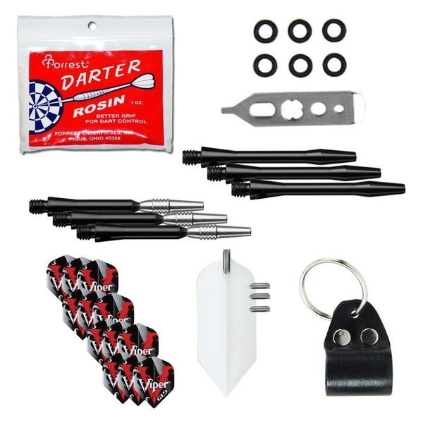 Viper Dart Accessory Tune-up Kit for Steel Tip Darts