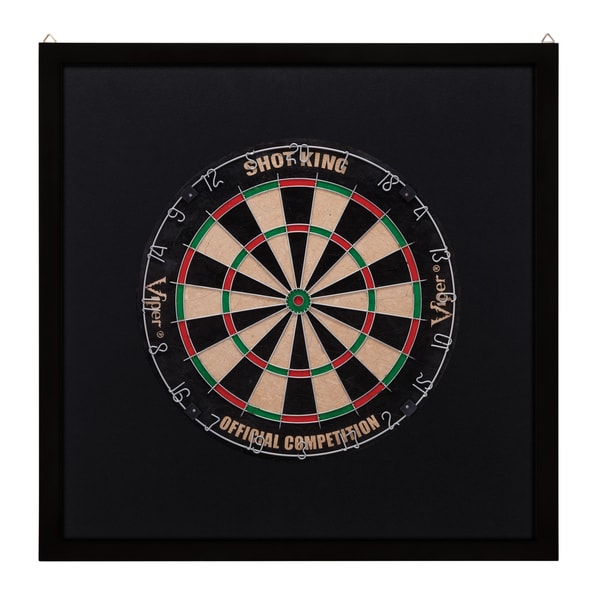 Viper Wood Dartboard Backboard