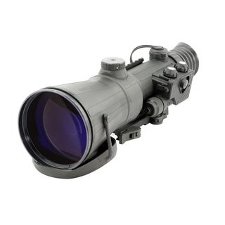 Armasight Vulcan 8X QS MG Professional 8x Gen 2+ Silver/White Phosphor Manual Gain Night Vision Rifle Scope