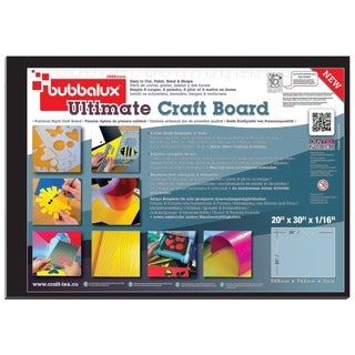 "Bubbalux Ultimate Craft Board, 20""x30"" (2 Pack)"