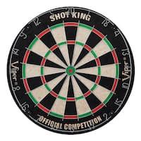 Viper Shot King Sisal Fiber Dartboard