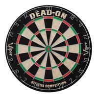 Viper Dead-on Sisal Fiber Dartboard