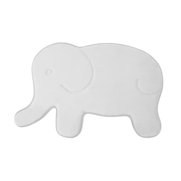 "Bounce Comfort Memory Foam Elephant Bath Mat (20"" x 32"")"