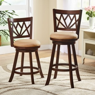 Simple Living Andrea Swivel Stool
