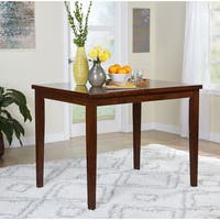 Simple Living Century Counter Height Table