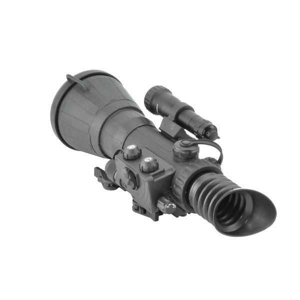 Armasight Vulcan 6x Ghost MG Compact Professional Night Vision Rifle Scope (Gen 3/Ghost White/Phosphor/Manual Gain)