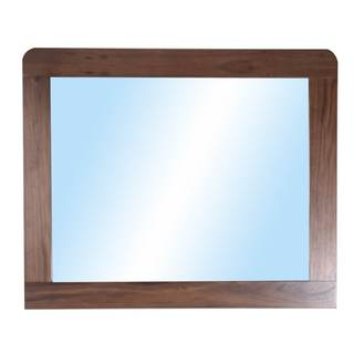 Modern Life Baxter Natural Walnut Mirror