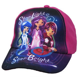 Disney Girls' Star Darlings Pink Baseball Cap