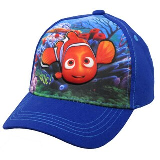 Disney Boys' Finding Dory Nemo 3-D 4 to 14 Pop Baseball Cap