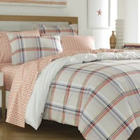Poppy and Fritz Kamryn Cotton 3-piece Comforter Set