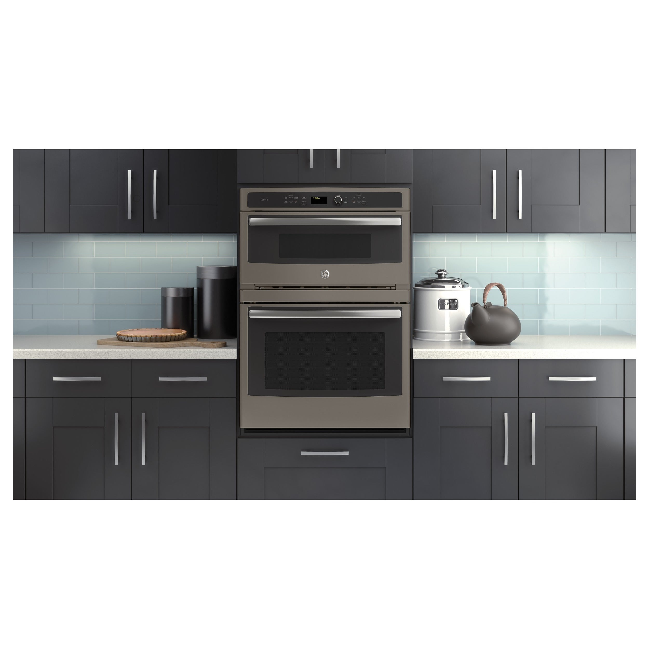 Built In Microwave Oven 30 Inch: GE Profile Series 30-inch Built-in Combo Convection