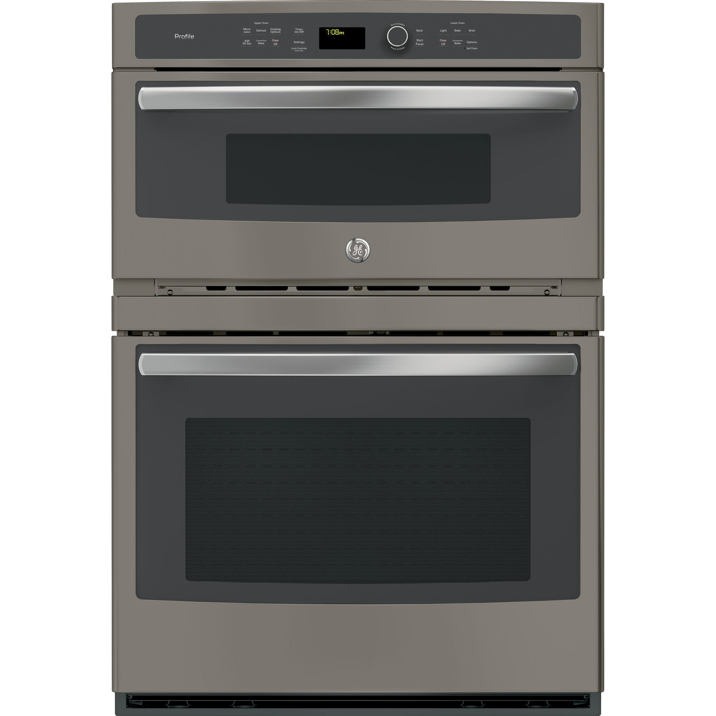 GE Profile Series 30-inch Built-in Combo Convection Micro...
