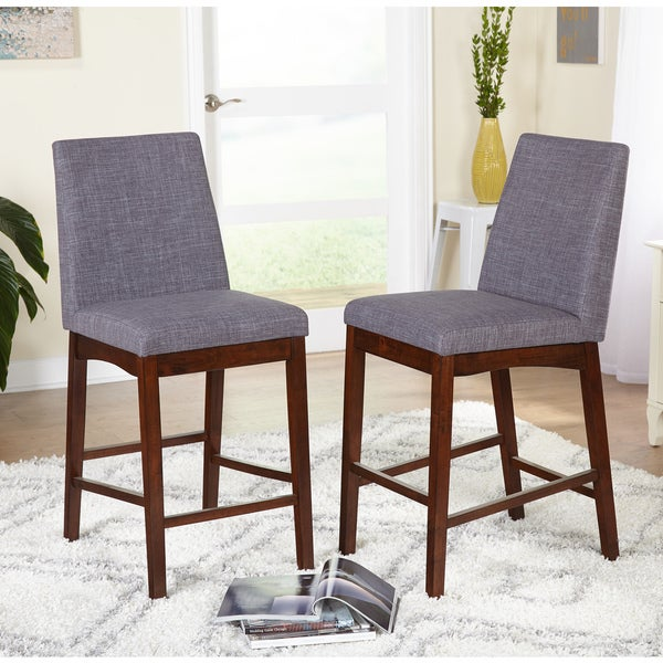 20 Hassle Free Zen Dining Room Decorating Ideas: Shop Simple Living Century Counter Height Stools (Set Of 2