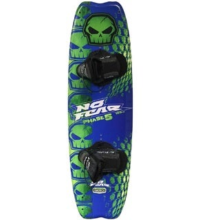 Nash No-Fear Phase 5 4-point Wakeboard with Brandon Bindings