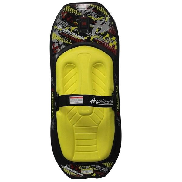 Nash Hydroslide Phantom Kneeboard, Black/Yellow