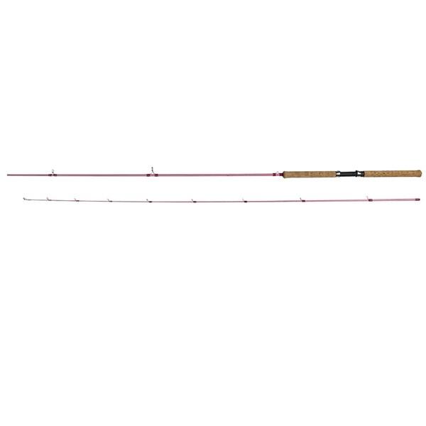 Ozark Rods Signature Series Pink 11-foot Light Tip/Med Spin Rod
