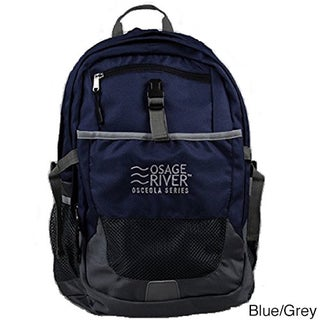 Osage River Osceola Series Daypack Nylon Backpack
