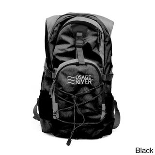 Osage River Drake Hydration Pack (Option: Black/Gray)