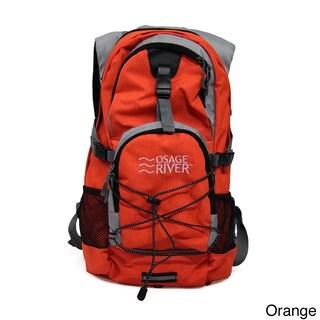 Osage River Drake Hydration Pack (Option: Orange/Gray)