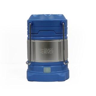 Osage River LED Lantern with USB Power Bank