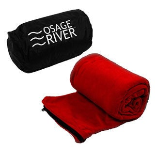 Osage River Microfiber Fleece Sleeping Bag Liner (3 options available)