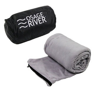 Osage River Microfiber Fleece Sleeping Bag Liner