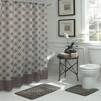 Bath Fusion Hartford 15-piece Geometric Bathroom Shower Set