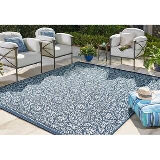 Mohawk Home Oasis Bundoran Indoor/Outdoor Area Rug (5'3 x 7'6)