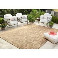 Mohawk Home Oasis Rockport Indoor/Outdoor Area Rug (5'3 x 7'6) - 5'3  x  7'6
